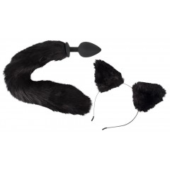 Игровой набор Pet Play Plug   Ears (цвет -черный) (100211)