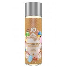 Смазка на водной основе Candy Shop Butterscotch с ароматом ирисок - 60 мл.(100286)