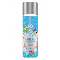 Смазка на водной основе Candy Shop Bubblegum с ароматом жвачки - 60 мл.(100288)