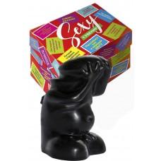 Сувенир в коробке  Ждунчик-2  (цвет -черный) (102597)