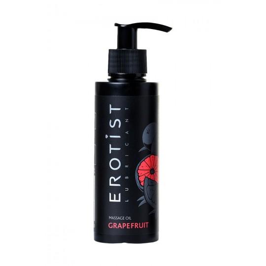 Массажное масло Erotist GRAPEFRUIT с ароматом грейпфрута - 150 мл.(103718) фото 5