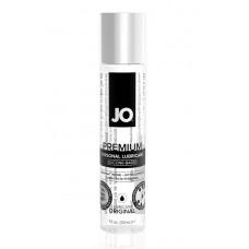 Охлаждающий лубрикант на силиконовой основе JO Premium COOL - 30 мл.(106712)