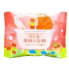 Расслабляющая соль-таблетка для ванны с ароматом свежих яблок - 40 гр.(107313)