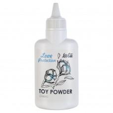 Пудра для игрушек Love Protection Classic - 30 гр.(107677)