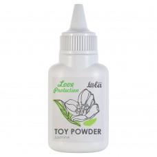 Пудра для игрушек Love Protection с ароматом жасмина - 15 гр.(107682)