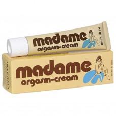 Возбуждающий крем для женщин Madame Orgasm - 18 мл.(10797)