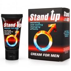 Возбуждающий крем для мужчин Stand Up - 25 гр.(108016)