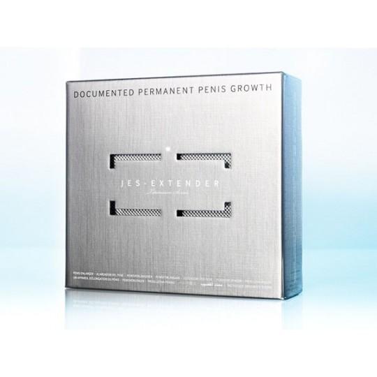Устройство для увеличения пениса Jes-Extender Titanium (цвет -серебристый) (10806) фото 2