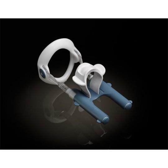 Устройство для увеличения пениса Male Edge Basic (цвет -голубой) (10808) фото 8