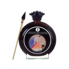 Декоративная крем-краска для тела с ароматом шоколада(11265)