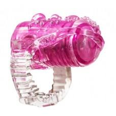 Розовая насадка на язык Rings Teaser (цвет -розовый) (117724)