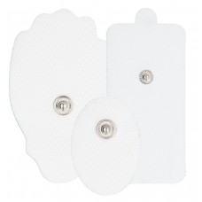 Набор из 6 электронакладок Replacement Pads (цвет -белый) (131043)